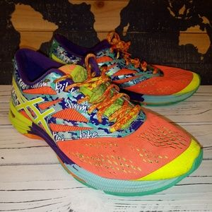 ASICS Gel NOOSA Multi Color Running Shoes